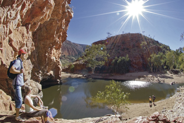 Ormiston Gorge ©Tourism NT