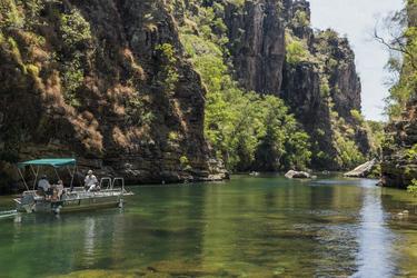 Twin Falls Boat Shuttle