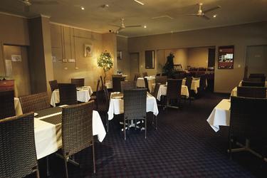 Restaurant im Bluestone Motor Inn