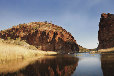 Glen Helen Gorge ©Paddy Palin/Tourism NT