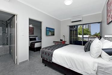 Deluxe-Zimmer mit zweitem Schlafzimmer