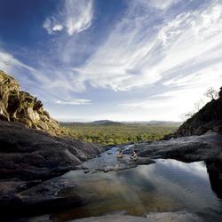 Gunlom Falls ©Tourism NT