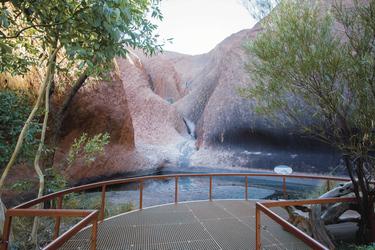 Uluru, Mutitjulu Waterhole