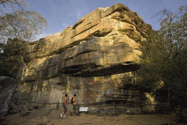 Ubirr Rock Felsmalereien ©Tourism NT