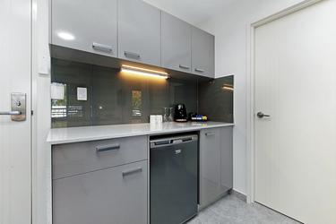Alle Zimmer mit Kühlschrank und Tee-/Kaffeekochgelegenheit