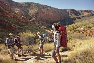 Wanderer ©Paddy Palin/Tourism NT