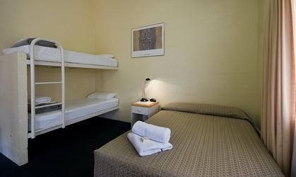 Budget-Zimmer (Beispiel)