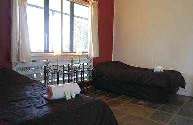 Cooks Cottage, 2. Schlafzimmer