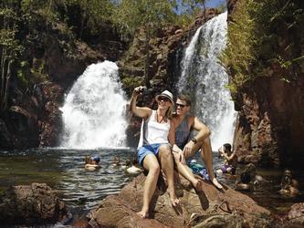 Florence Falls ©Peter Eve/Tourism NT, ©Peter Eve/Tourism NT