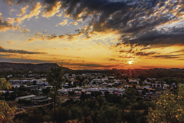 Alice Springs ©Tourism NT