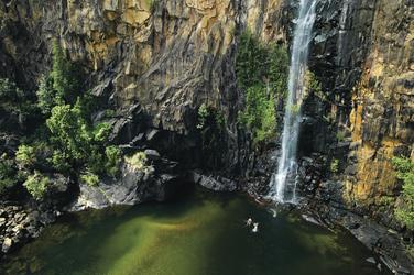 Jatbula Trail Nitmiluk Nationalpark ©Peter Eve/Tourism NT