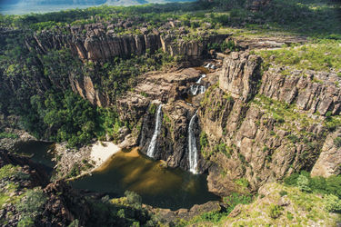 Twin Falls ©Tourism NT
