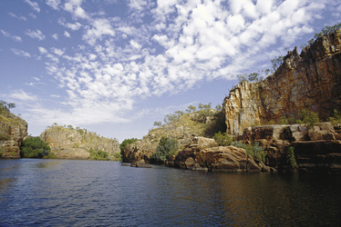 In der Katherine Gorge