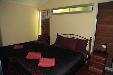 2 Schlafzimmer Cabin