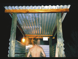 Outback Outdoor Dusche
