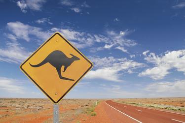 Unterwegs auf dem Stuart Highway