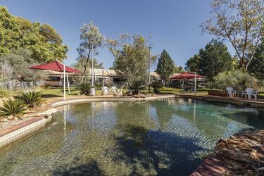 Pool für Hotelgäste