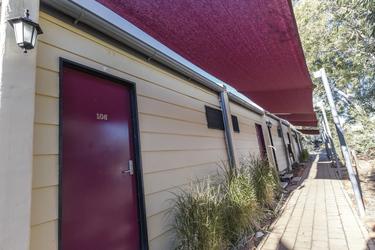 Zugang zu den Standardzimmern