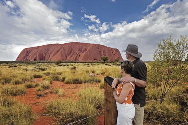 Ayers Rock (Uluru), ©Tourism NT