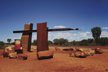 Red Centre Way ©Tourism NT