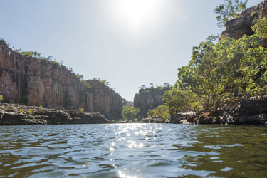 Katherine Gorge, Nitmiluk Nationalpark ©Steven Pearce