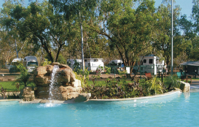 Nitmiluk Chalets and Campground