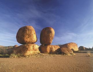 Devils Marbles ©Tourism Australia, ©Tourism Australia