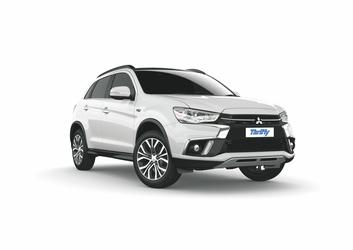 Gruppe SWAR (Compact 2WD SUV): Mitsubishi ASX o.ä.