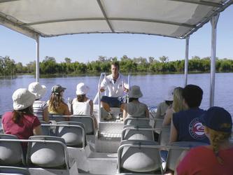 Bootstour auf dem Mary River