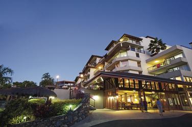 Waters Edge Resort