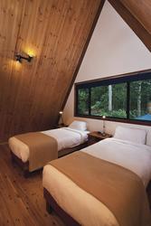 Bungalow Tree House, 2 weitere Betten im Loft