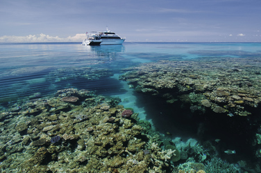 Am Great Barrier Reef