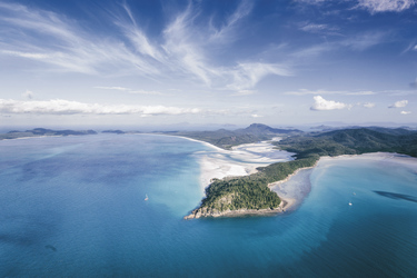 Hill Inlet & Whitehaven Beach , ©Matt Glastonbury/Tourism & Events Queensland
