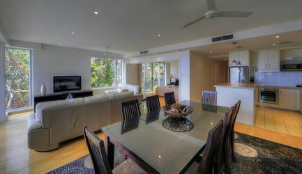 Apartment, Wohnbeispiel