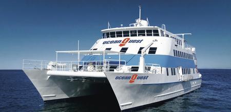 OceanQuest Motorkatamaran