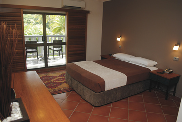 Resort-Zimmer
