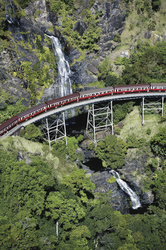 Kuranda Eisenbahn, ©Tourism Queensland