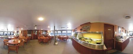 Essensbereich OceanQuest