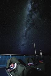 Unter dem Sternenhimmel ©Russ Benning