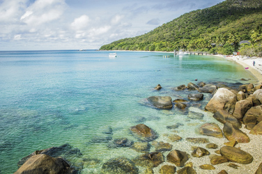 Welcome Bay, Fitzroy Island