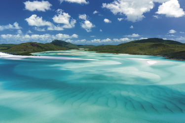 Whitehaven Beach Inlet