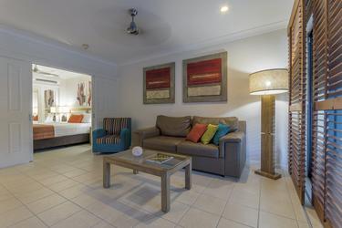 1 Schlafzimmer Premier-Apartment