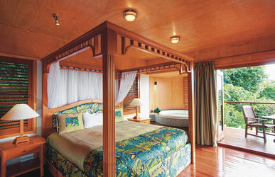 2 Schlafzimmer Canopy Suite