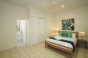 Gartenvilla, Schlafzimmer