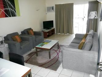 2 Schlafzimmer Apartment, Wohnbeispiel