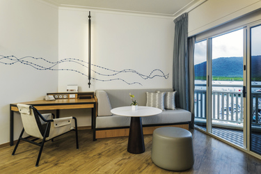 Executive Marina View-Zimmer