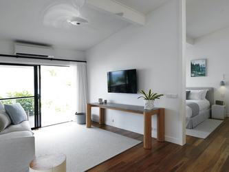 Gartenblick-Suite