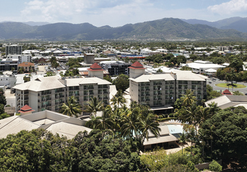 Novotel Cairns Oasis Resort, ©ABACApress/SCOTT SHIRLEY