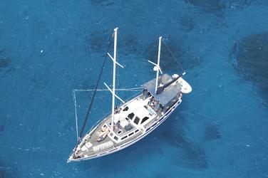 Coral Sea Dreaming Segelschiff