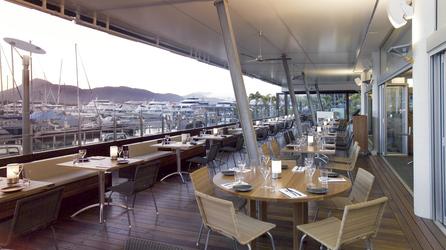 Terrasse des North Restaurant